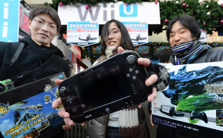 nintendo wii u via getty images 730x453 2012s biggest tech news in pictures