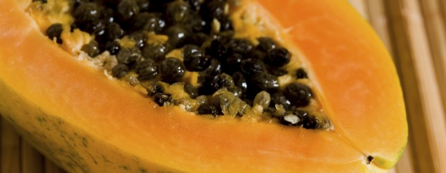 papaya via thinkstock