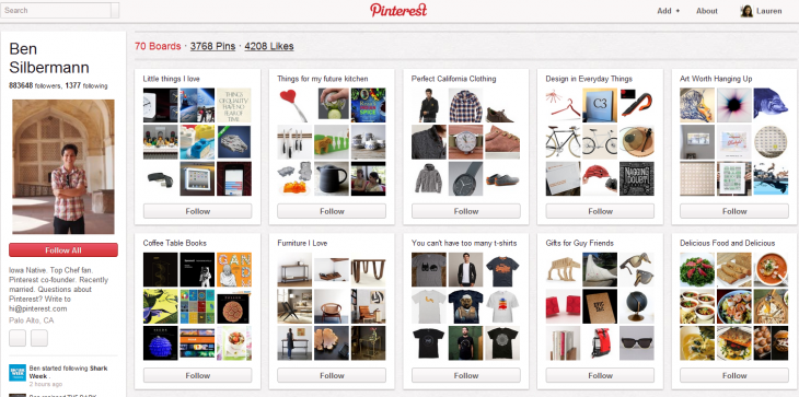 Pinterest sued by investor Brian Cohen's business partner, alleging it stole his idea and technology ...