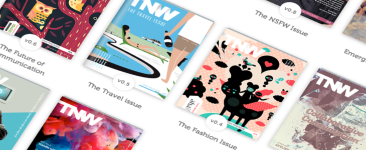 Love snow? Download TNW Magazine the 'WHITE' issue now…