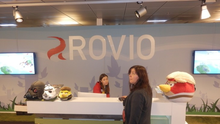 Inside the nest: After 3 years of Angry Birds, what's next for Rovio?