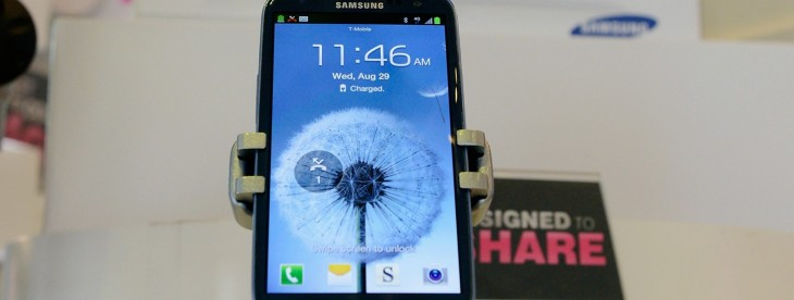 Samsung reveals final details of Galaxy S3 'Premium Suite Upgrade', includes easy mode, camera ...