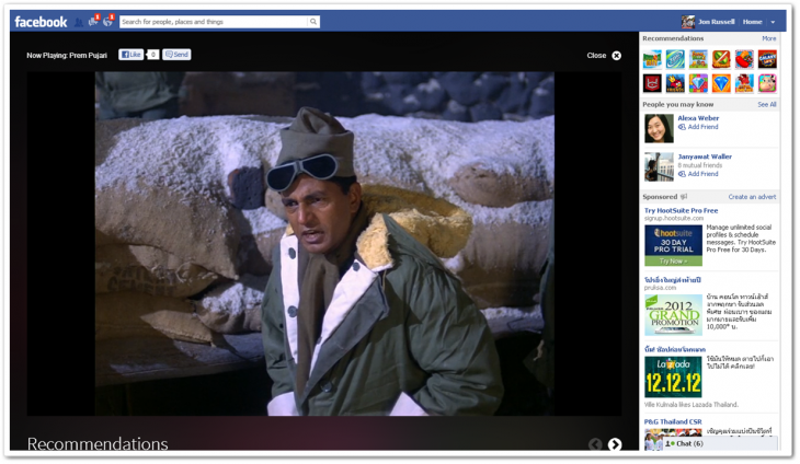spuul4 730x424 Spuul brings Bollywood and other Indian movies to Facebook with fully functional, elegant app