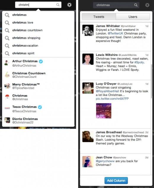 TweetDeck Chrome update