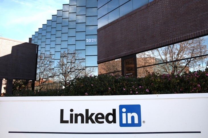 Is LinkedIn down for you too? The company is 'actively working' to fix issues