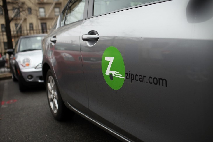 Vehicle rental giant Avis acquires car sharing company Zipcar for $500 million