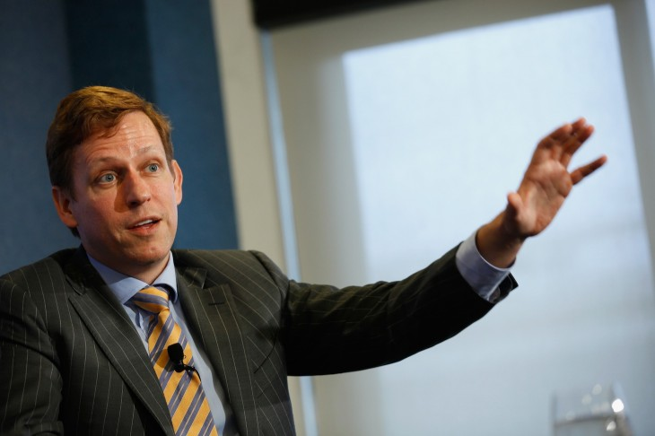 PayPal co-founder reportedly hell-bent on destroying Gawker after company 'outed' him years ...