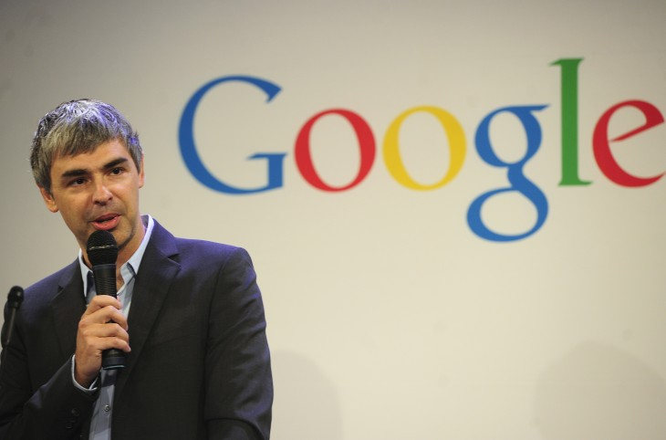 "Google's Page not worried about Facebook's Graph Search, says he's ""confident of ..."