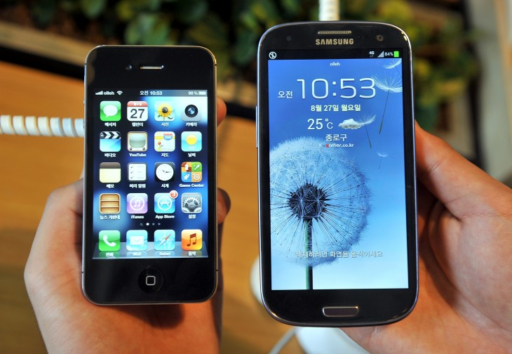 Samsung increases lead as top US mobile device maker, Apple still gaining, everyone else flailing
