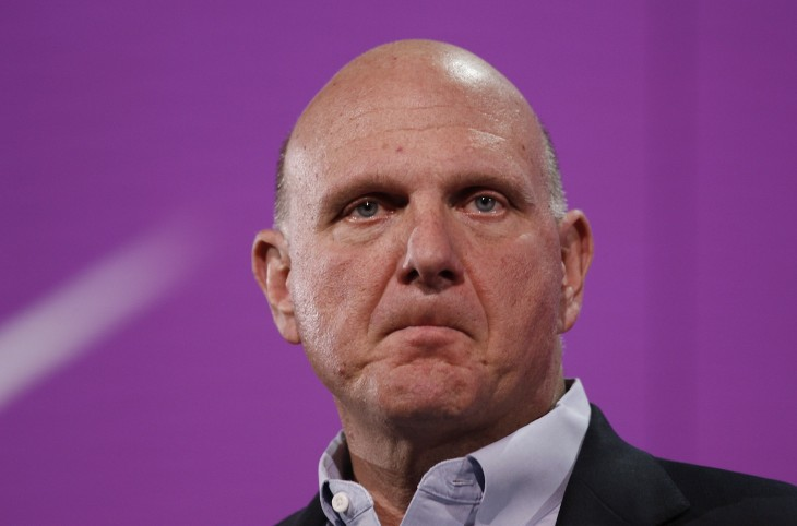 Microsoft's Steve Ballmer to retire within 12 months