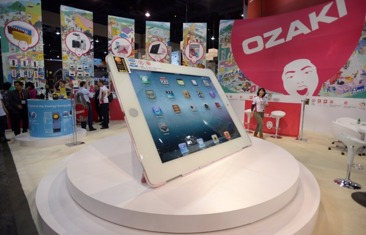 IDC: Apple's iPad fell to 29.6% tablet share in Q3 2013, Samsung took second with 20.4%, Asus third ...