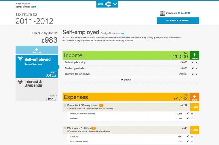 2 - Edit tax return copy