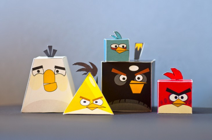 Angry Birds pushes Rovio to a new record month as 263m people play its games in December 2012