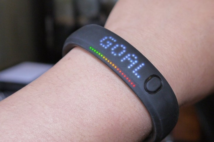 Already targeting Adidas and Fitbit, SportBrain sues Nike over Fuelband patent infringement