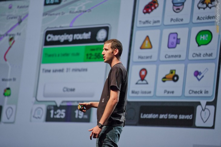 Apple did offer to buy Waze, but Waze politely declined