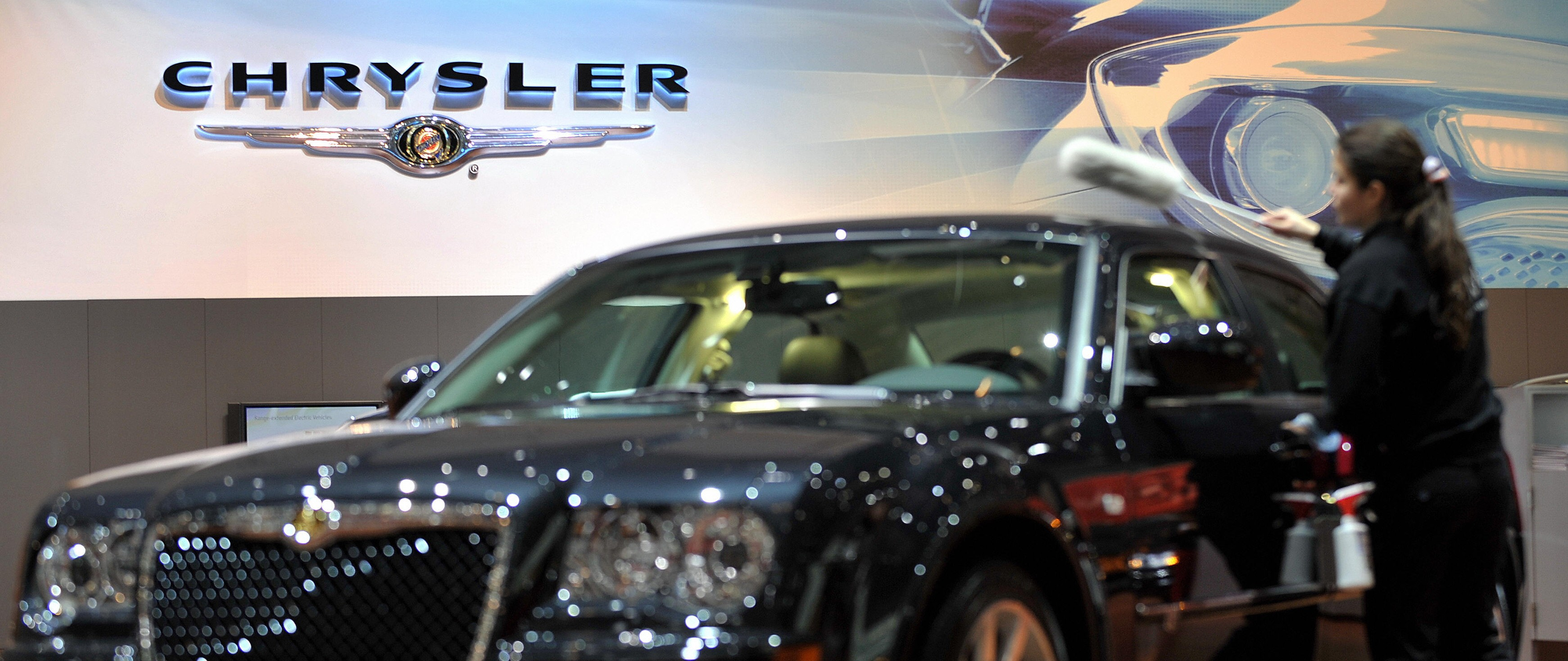 Slacker Radio integrates with Chrysler's Uconnect Access, its first auto brand partnership of 2013