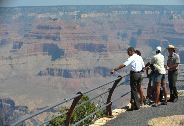 Google Maps adds a Street View of the Grand Canyon, displaying more than 9,500 panoramic views