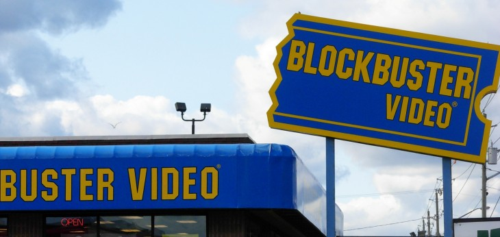 Blockbuster UK goes into administration, following fellow ecommerce victims HMV and Jessops