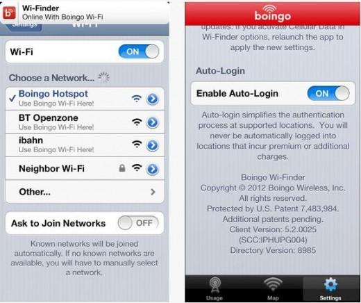 WiFi Service Provider | Boingo Wireless, Inc