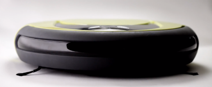Rydis 6550 robotic vacuum review: A Roomba competitor with a $100 discount