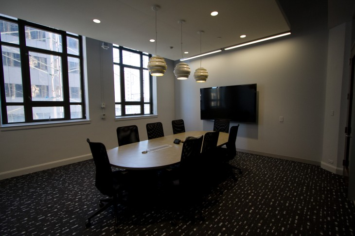 Yammer conference room