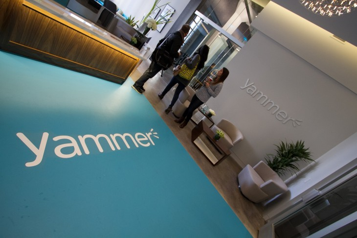 IMG 0069 730x486 Yammer debuts its new 80,000 square foot headquarters in San Francisco