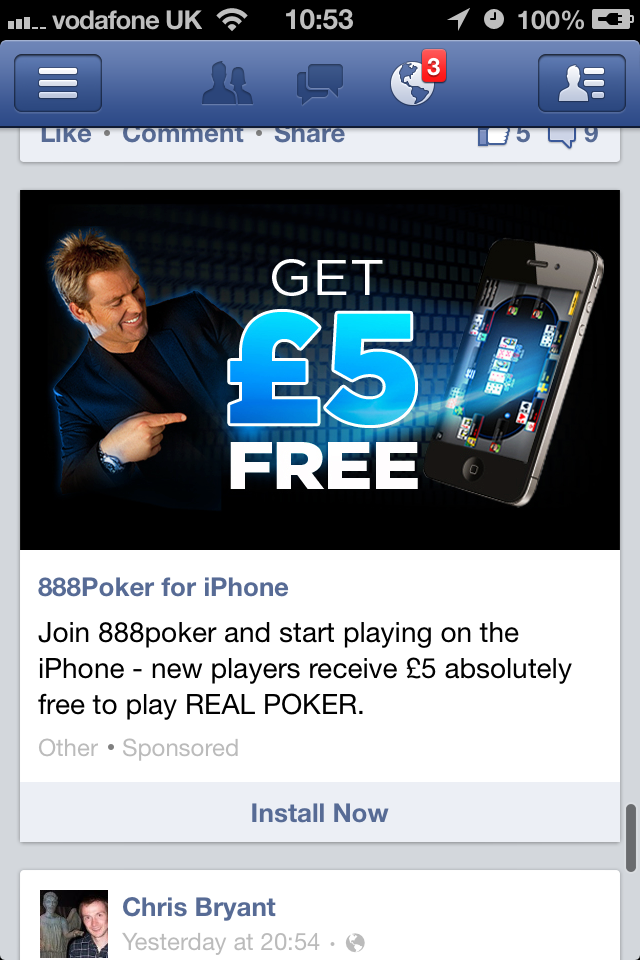 paddy power casino mobile