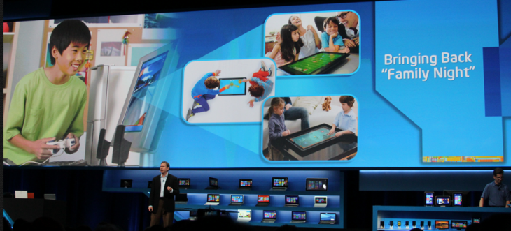 Intel: 4th generation Ultrabooks will require touch and will retail for $599 by end of 2013