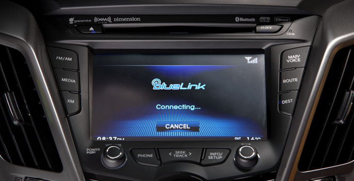 After landing deal to integrate with Google Maps, Hyundai taps Apple for Siri Eyes Free mode