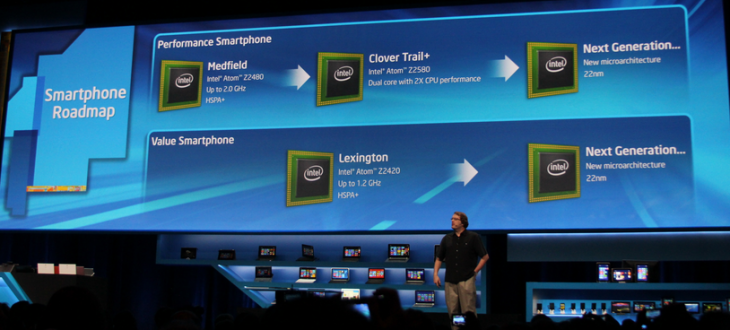 Intel details its new processor lineup focusing on high-power, long-lasting mobile chips