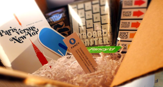 Fancy gets its influential users to curate their own monthly subscription boxes, will split the profits ...