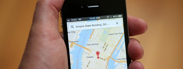 Apple's iOS 6.1 Maps Search API is its official alternative to Google Places for local results