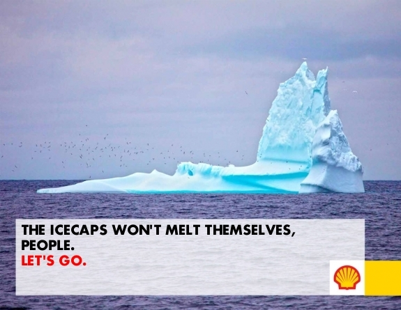 Shell 12 big brands & celebrities that crowdsourced in 2012