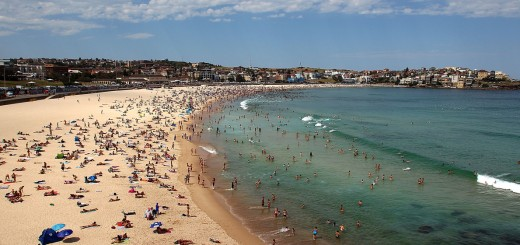 Sydney Reaches Record High Temperatures