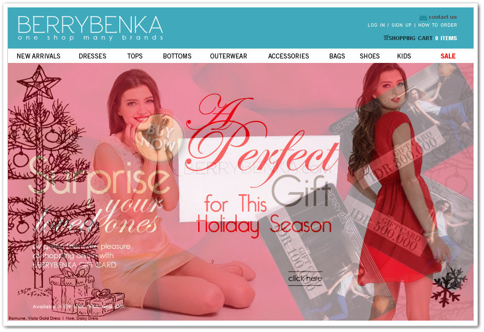 GREE Ventures Invests in Indonesia Fashion Site Berrybenka