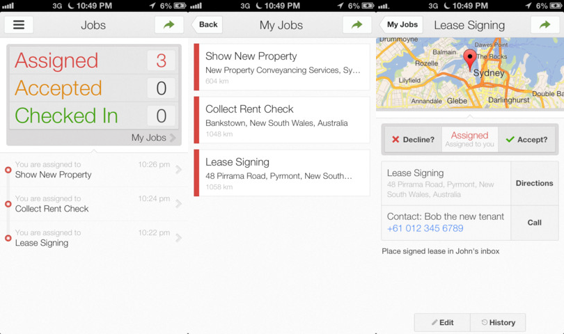 Google Launches Iphone App Coordinate