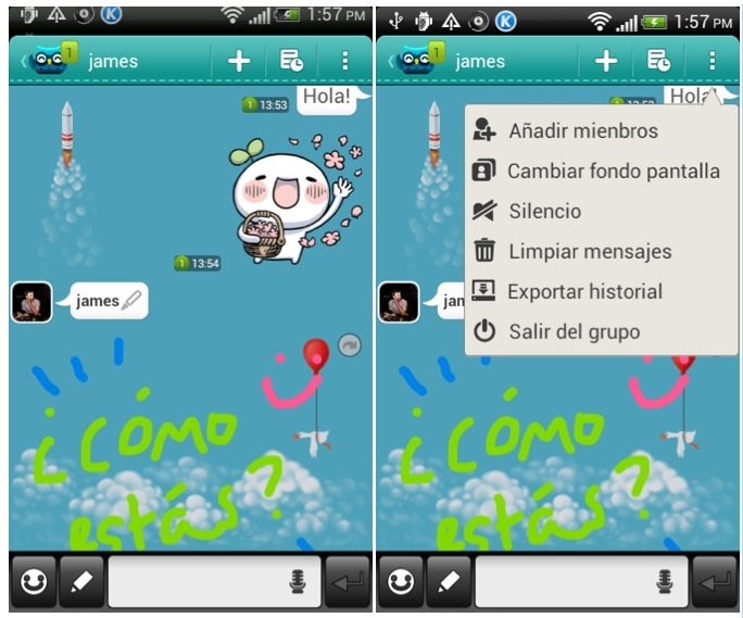 cubie 500 Startups Cubie Messenger translates its Android chat app into Spanish to target Latin America