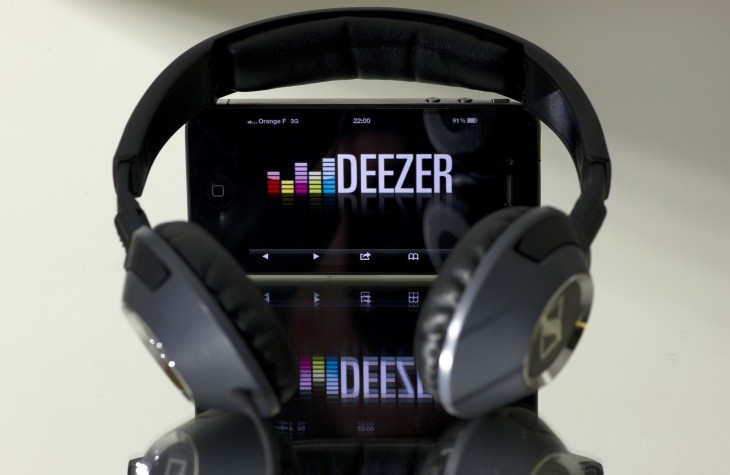 Deezer launches its music service in Brazil, chooses Sao Paulo for its Latin American HQ