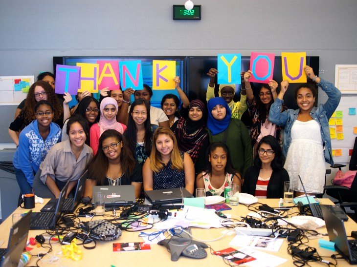 Girls Who Code expands across the US with summer programs in Detroit, San Jose and Miami