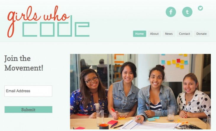 girls who code site