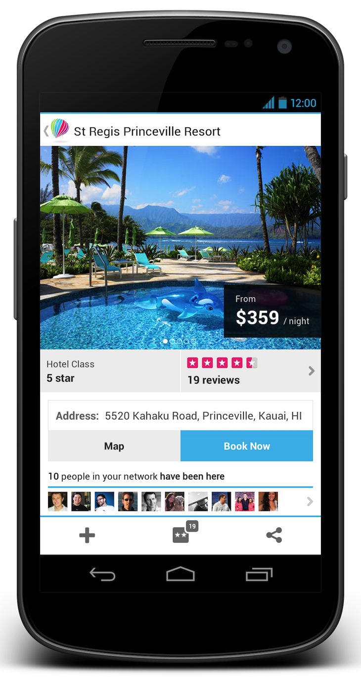 gogo With 10% of its 2.5m users booking hotels on the go, Gogobot brings social travel app to Android