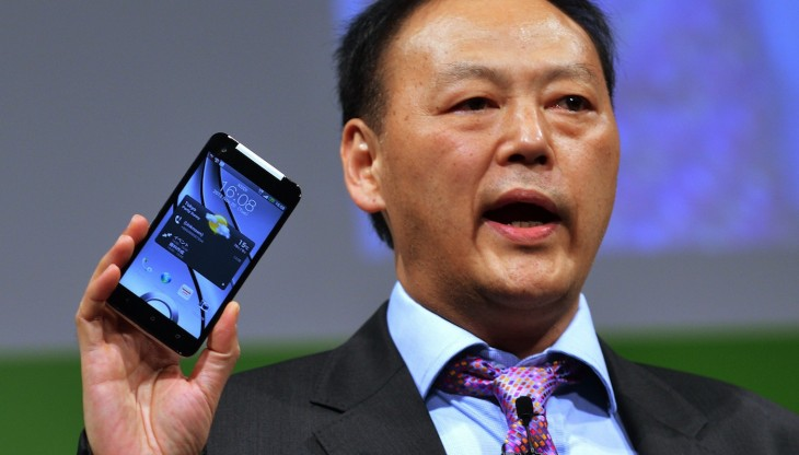 "HTC CEO admits to marketing failures in 2012 as rivals proved ""too strong"""
