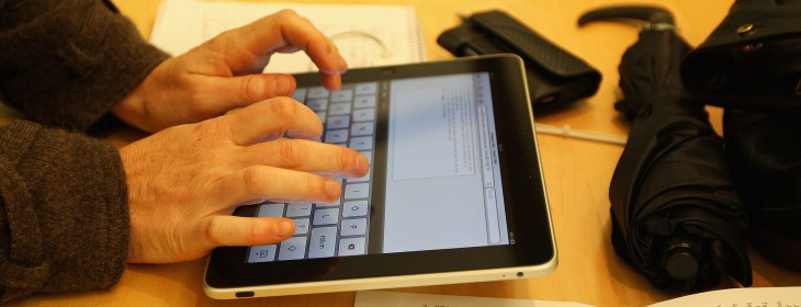 iPads hit the sweet spot as owners increasingly turn to Apple's tablet for managing email