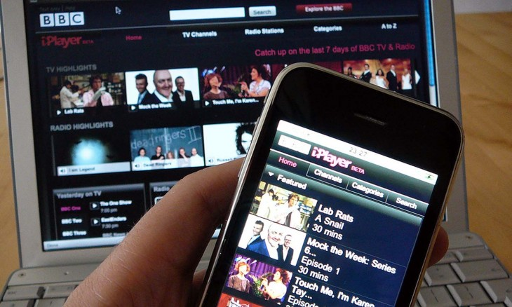 BBC iPlayer celebrates its 5th birthday with 77 million program requests over Christmas 2012