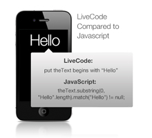 livecode image 1 RunRev launches Kickstarter campaign to create open source version of LiveCode