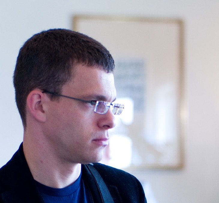 Geeking out on data: Max Levchin talks about his HVF project at DLD13