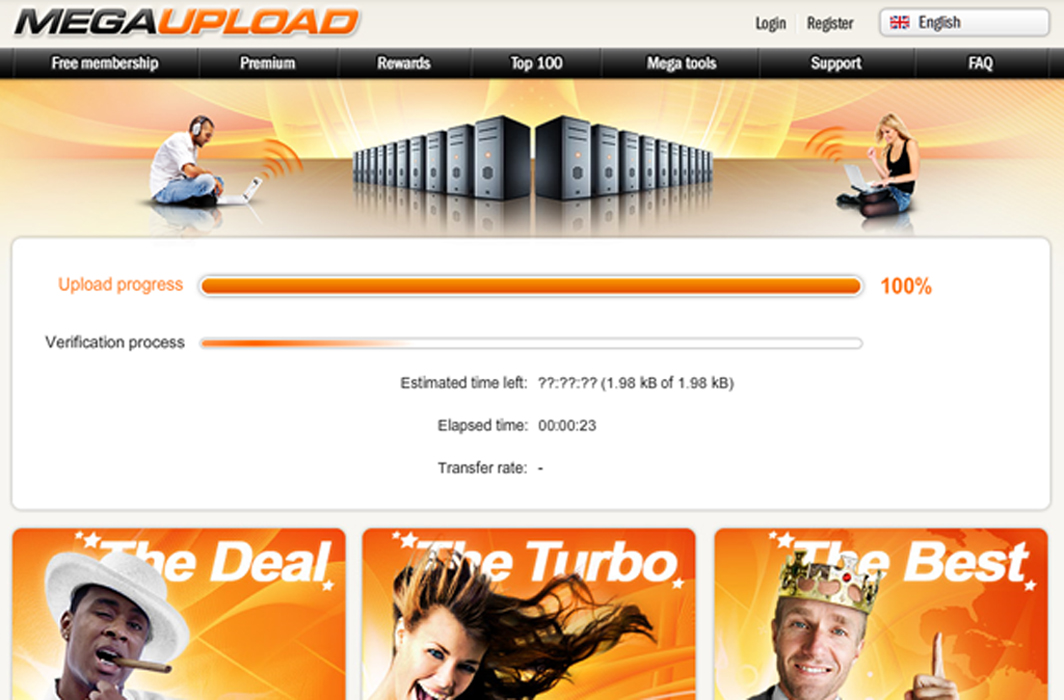 megaupload Say hello to the new Mega: We go hands on.