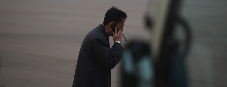 North Korea eases restrictions on mobile phones brought in by visitors