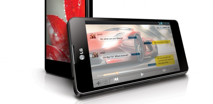 LG announces 1 million sales of its flagship Optimus G smartphone