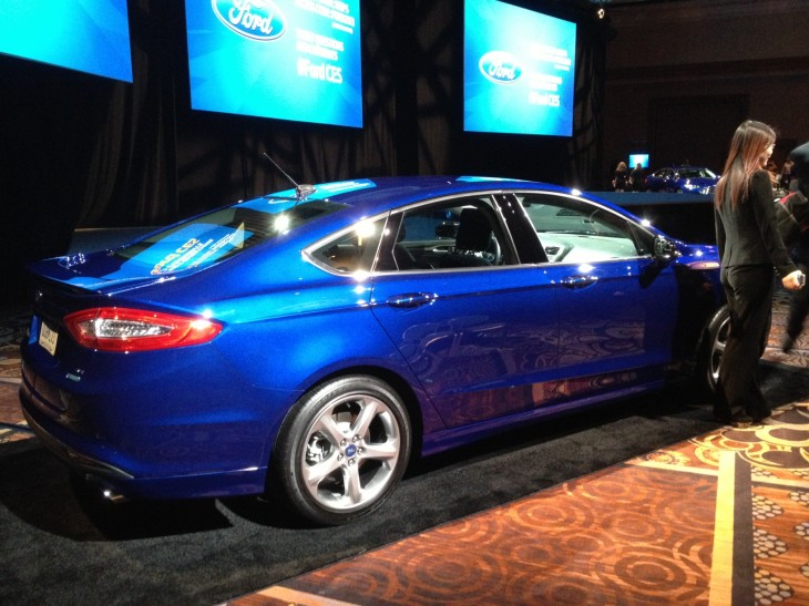 Ford sees over 1,000 registrations to its in-car app Developer Program in under 48 hours
